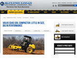 McClung-Logan Equipment Company - Product Page