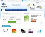 MyChoice Software - Homepage